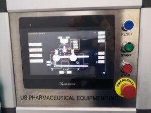 USPE V3 Softgel Encapsulation Machine Control Panel